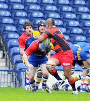 10/05/09 Aberdeen University v Duns RFC