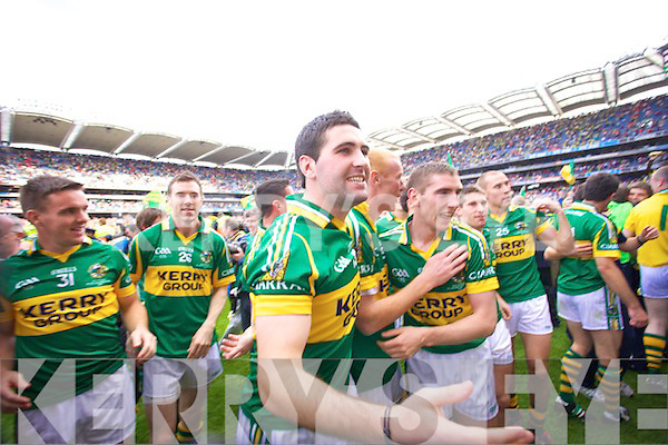 Kerry v Cork,  GAA Football All-Ireland Senior Championship Final, Croke Park, Dublin. 20th September 2009.