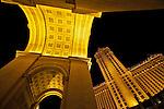 The Paris Hotel in Las Vegas.