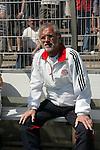 Sandhausen 10.05.2008, Gerd M&uuml;ller (Co Trainer FC Bayern M&uuml;nchen II) in der Regionalliga beim Spiel SV Sandhausen - FC Bayern M&uuml;nchen II<br /> <br /> Foto &copy; Rhein-Neckar-Picture *** Foto ist honorarpflichtig! *** Auf Anfrage in h&ouml;herer Qualit&auml;t/Aufl&ouml;sung. Belegexemplar erbeten.