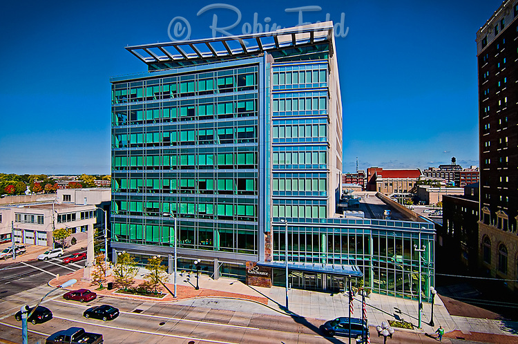 caresource building  main st  view