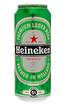 Can of Heineken Lager - Aug 2009