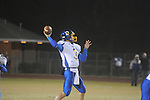 Oxford High's Parker Adamson vs. Starkville in MHSAA playoff action in Starkville, Miss. on Friday, November 16, 2012. Starkville won.