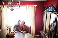 October 2, 2011..Jill and Viki in Garner