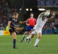 Rugby World Cup Auckland England v Scotland  Pool B 01/10/2011.Ruardich Jackson  (Scotland).Photo  Frey Fotosports International/AMN Images