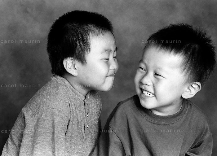 Kids Laughing And Playing Young Kids Laughing With Each