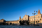 Plaza de Espaa, Seville, Spain