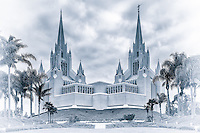 The Church Of Jesus Christ Of Latter-Day Saints in San Diego, California