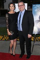 """HOLLYWOOD, LOS ANGELES, CA, USA - MAY 01: Kiley Hanish, Sean Hanish at the Los Angeles Premiere Of Lifetime Television's """"Return To Zero"""" held at Paramount Studios on May 1, 2014 in Hollywood, Los Angeles, California, United States. (Photo by Xavier Collin/Celebrity Monitor)"""