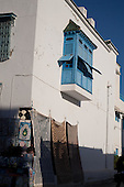 SIDI BOUSAID  the olt dity   Tunis - Tunisie  .///.SIDI BOU SAID la cit&eacute; balneaire, le Saint Tropez tunisien,   Tunis - Tunisie .///.TUNIS051