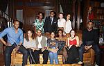 02-26-12 Stick Fly - Alicia Keys - Phylicia Rashad, Patricia Field , Ruben Santiago-Hudson NYC