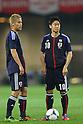 (L to R) .Keisuke Honda (JPN), .Shinji Kagawa (JPN), .MAY 23, 2012 - Football /Soccer : .Kirin Challenge Cup 2012 .between Japan 2-0 Azerbaijan .at Shizuoka Stadium Ecopa, Shizuoka, Japan. .(Photo by YUTAKA/AFLO SPORT) [1040]