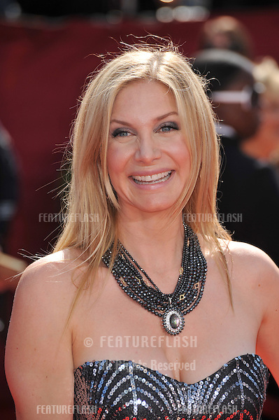 """Lost"" star Elizabeth Mitchell at the 2008 Primetime Emmy Awards at the Nokia Live Theatre. .September 21, 2008  Los Angeles, CA..Picture: Paul Smith / Featureflash"