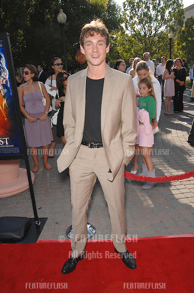 """Hugh Dancy at the Los Angeles premiere of """"Stardust"""" at Paramount Studios, Hollywood..July 30, 2007  Los Angeles, CA.Picture: Paul Smith / Featureflash"""