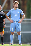 27 November 2011: North Carolina's Kirk Urso. The University of North Carolina Tar Heels defeated the Indiana University Hoosiers 1-0 in overtime at Fetzer Field in Chapel Hill, North Carolina in an NCAA Men's Soccer Tournament third round game.
