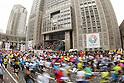 Start of Tokyo Marathon 2012, FEBRUARY 26, 2012 - Marathon : Tokyo Marathon 2012 in Tokyo, Japan. (Photo by YUTAKA/AFLO SPORT) [1040]