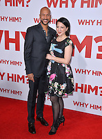Actor Keegan-Michael Key at the world premiere of &quot;Why Him?&quot; at the Regency Bruin Theatre, Westwood. December 17, 2016<br /> Picture: Paul Smith/Featureflash/SilverHub 0208 004 5359/ 07711 972644 Editors@silverhubmedia.com