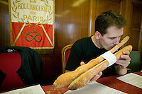 Best Baguette Contest, Paris