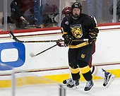 Ben Israel (CC - 27) - The Boston College Eagles defeated the visiting Colorado College Tigers 4-1 on Friday, October 21, 2016, at Kelley Rink in Conte Forum in Chestnut Hill, Massachusetts.The Boston College Eagles defeated the visiting Colorado College Tiger 4-1 on Friday, October 21, 2016, at Kelley Rink in Conte Forum in Chestnut Hill, Massachusett.