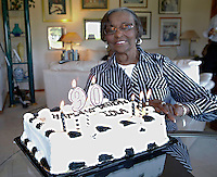 Iola Miller's 90th Birthday Party