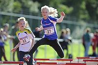 ATLETIEK: HEERENVEEN: 19-09-2015, Athletics Champs AV Heerenveen, Kim Otten (#27 | 10 jaar), ©foto Martin de Jong