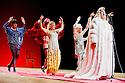 "London, UK. 29/06/2011.  les ballets C de la B Alain Platel and Frank Van Laecke present ""Gardenia"" at Sadler's Wells. Front: Richard ""Tootsie"" Dierick. Photo credit should read Jane Hobson"
