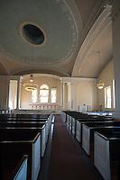 20130909 Ira Allen Chapel Interiors
