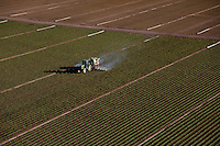 Fertilizing Crops, Southern Florida Agriculture