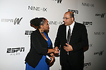 New York Special Screening of ESPN Films & espnW's VENUS VS. & COACH (Tribeca Film Festival 'Best Documentary Short' Award-Winner) Held at The Paley Center for Media