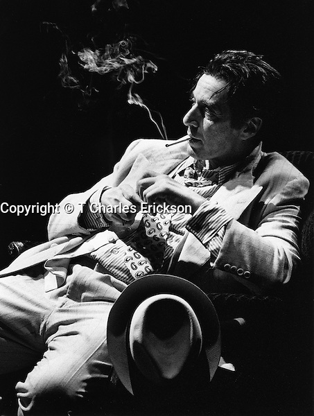 Al Pacino as &quot;Hughie&quot; Long Wharf/Erickson Sampler for American Theatre Wing