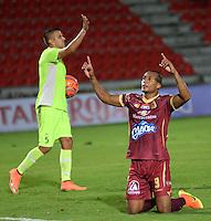 Deportes Tolima vs Envigado FC, 26-02-2017. LA I_2017