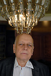 Argentinian writer and film director Edgardo Cozarinsky
