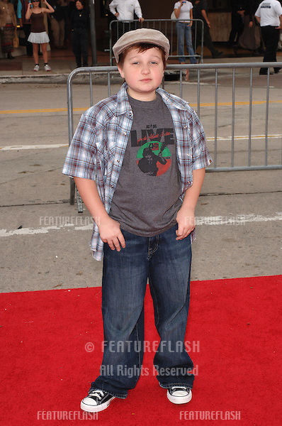 Actor ANGUS T. JONES at the Los Angeles premiere of Zathura..November 6, 2005  Los Angeles, CA..© 2005 Paul Smith / Featureflash