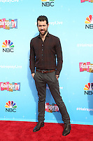 UNIVERSAL CITY, CA - NOVEMBER 16: Billy Eichner attends the press junket for NBC's 'Hairspray Live!' at the NBC Universal Lot on November 16, 2016 in Universal City, California (Credit: Parisa Afsahi/MediaPunch).