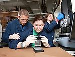0711-34 633.CR2.College of Life Sciences.Plant and Wildlife Sciences.Dr. Mikel Steven's lab..November 12, 2007..Photography by Mark A. Philbrick..Copyright BYU Photo 2007.All Rights Reserved .photo@byu.edu  (801)422-7322
