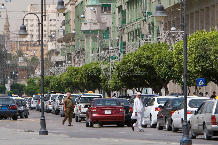 Libya Traffic