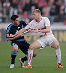 Fussball, Bundesliga 2010/2011: VFB Stuttgart - FC Schalke 04