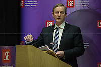 11.03.2013 - LSE Presents: Enda Kenny - Taoiseach (Prime Minister) of Ireland