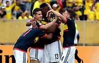 Ecuador (ECU) vs Colombia (COL), Quito, 28 – 03 - 2017