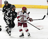 Scott Conway (PC - 10), Anthony Florentino (PC - 16), Luke Esposito (Harvard - 9) - The Harvard University Crimson defeated the Providence College Friars 3-0 in their NCAA East regional semi-final on Friday, March 24, 2017, at Dunkin' Donuts Center in Providence, Rhode Island.