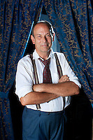 Matt Posey, founder and artistic director of Ochre House Theater. Matt wrote &quot;Morphing&quot; and is a cast member....Robert W. Hart/Special Contributor