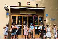 Wine Shop in Alella, Spain