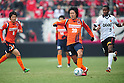 Kim Young-Gwon (Ardija), Edmilson (Reds),..FEBRUARY 20, 2011 - Football :..Saitama City Cup match between Omiya Ardija 3-0 Urawa Red Diamonds at NACK5 Stadium Omiya in Saitama, Japan. (Photo by AFLO)