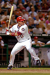 16 June 2006: Ryan Zimmerman, third baseman for the Washington Nationals, at bat against the New York Yankees at RFK Stadium, in Washington, DC. The Yankees defeated the Nationals 7-5 in the first meeting of the two franchises...Mandatory Photo Credit: Ed Wolfstein Photo...