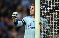 FUSSBALL   1. BUNDESLIGA   SAISON 2011/2012   SUPERCUP FC Schalke 04 - Borussia Dortmund            23.07.2011 Torwart Ralf FAEHRMANN (Schalke)