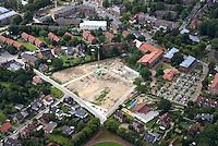 Ortszentrum Wentorf Umbau: EUROPA, DEUTSCHLAND, SCHLESWIG- HOLSTEIN, REINBEK, WENTORF (GERMANY), 02.09.2016:  Ortszentrum Wentorf Umbau