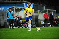 VOETBAL: LEEUWARDEN: Cambuur Stadion, 27-04-2012, SC Cambuur - Telstar, Jupiler League, Eindstand 3-1, Wout Droste (#2 Cambuur), ©foto Martin de Jong