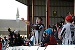 Grimsby Town 2 Lincoln City 2, 20/02/2010. Blundell Park, League Two. Photo by Simon Gill.
