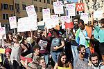 No Fertility Day, protesta e flash mob