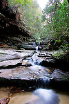 Terrace Falls, Blue Mountains, NSW